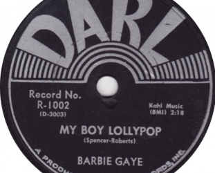 Barbie Gaye: My Boy Lollypop (1956)