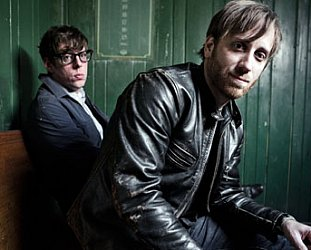 BLACK KEYS, TURN BLUE (2014): What a long strange trip it's being