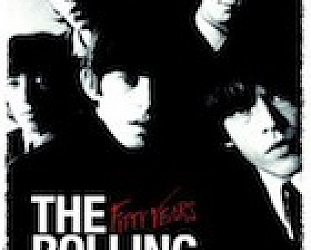 THE ROLLING STONES; FIFTY YEARS by CHRISTOPHER SANDFORD