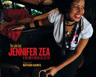 Jennifer Zea and the Antipodean Collective: The Latin Soul (Mama Wata)