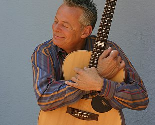THE FAMOUS ELSEWHERE QUESTIONNAIRE: Tommy Emmanuel