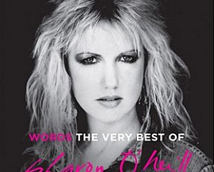 RECOMMENDED REISSUE: Sharon O'Neill: Words, The Best of Sharon O'Neill (Sony)