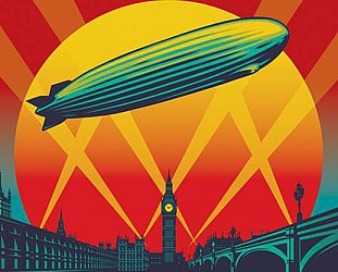 LED ZEPPELIN, CELEBRATION DAY (2012): Bring the noise