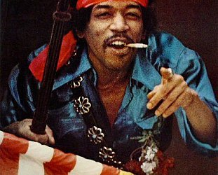 Jimi Hendrix: Drifter's Escape (possibly 1970)