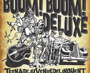 Boom! Boom! Deluxe: TeenageJuvenileDelinquentRocknRollHorrorBeachParty (Plan 9 Trash)
