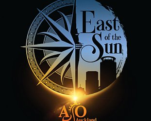 Auckland Jazz Orchestra: East of the Sun (AJO/bandcamp)