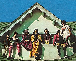 WE NEED TO TALK ABOUT . . . THE COMFORTABLE CHAIR: Much admired but short-lived psychedelic folk