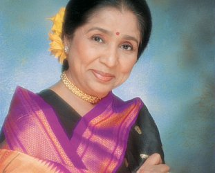 THE FAMOUS ELSEWHERE WORLD MUSIC QUESTIONNAIRE: Asha Bhosle