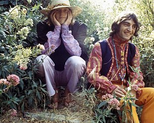 THE INCREDIBLE STRING BAND: Away with the faeries and poets