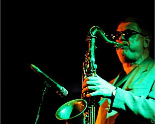 THE FAMOUS ELSEWHERE JAZZ QUESTIONNAIRE: Andy Sugg