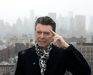 DAVID BOWIE REINVENTED, AGAIN (2016): Out of the blue and into the blackstar