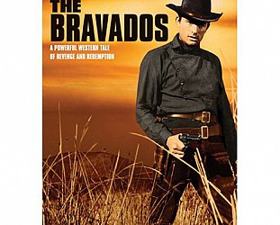 THE BRAVADOS and BANDOLERO! (DVD): Westerns of the outlaw kind