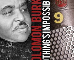 Solomon Burke: Nothing's Impossible (Shock)