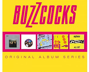 THE BARGAIN BUY: The Buzzcocks; Original Album Series