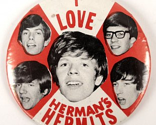 HERMAN'S HERMITS' BLAZE RECONSIDERED (2017): Going out to a blaze of indifference