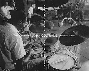 JOHN COLTRANE'S LOST ALBUM (2018): Four guys walk into a studio in New Jersey . . .
