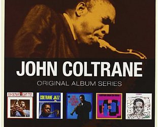 THE BARGAIN BUY: John Coltrane: Original Album Series