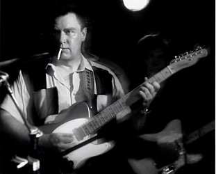 WE NEED TO TALK ABOUT . . . DANNY GATTON: Known unto God and guitarists