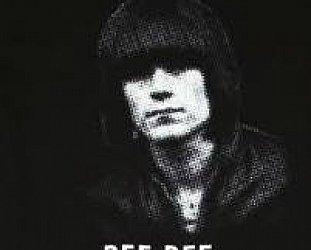 DEE DEE RAMONE INTERVIEWED (1998): Life in the grim lane