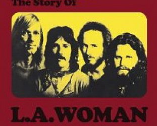 MR MOJO RISIN', THE STORY OF LA WOMAN a doco by MARTIN R SMITH (Shock DVD)