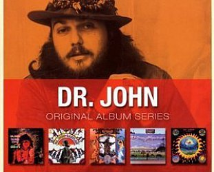 THE BARGAIN BUY: Dr John; The Original Album Series (Rhino)