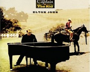 Elton John: The Captain and the Kid (Mercury)