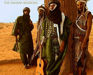 Etran Finatawa: The Sahara Sessions (Riverboat/Southbound)