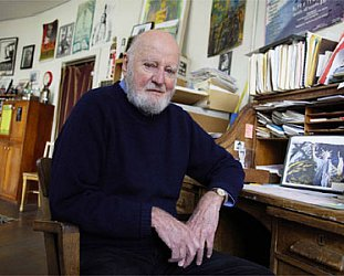 LAWRENCE FERLINGHETTI INTERVIEWED (2000): The angry old man