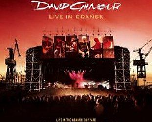 David Gilmour: Live in Gdansk (SonyBMG)