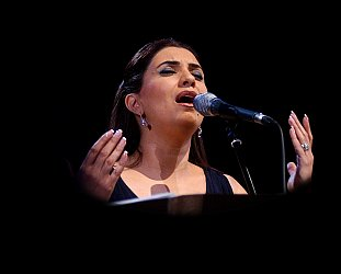 THE FAMOUS ELSEWHERE WORLD MUSIC QUESTIONNAIRE: Ghada Shbeir