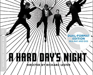 A HARD DAY'S NIGHT, REMASTERED AND REISSUED (2014): All they had to do was act naturally