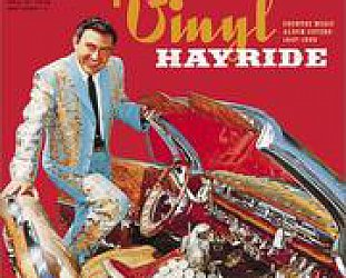 VINYL HAYRIDE; COUNTRY MUSIC ALBUM COVERS 1947-89 by PAUL KINGSBURY
