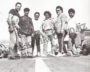 HERBS, NEW ZEALAND'S POLITICISED REGGAE REVOLUTION INTO THE HALL OF FAME (2012): Hard tings an' times