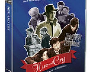 HUE AND CRY, a film by CHARLES CRICHTON, 1947 (Madman DVD)