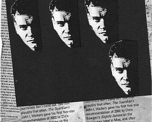 CHRIS BOWDEN (2002): His slightly askew career