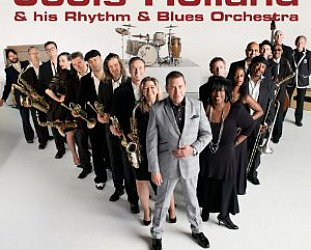 Jools Holland and His Rhythm and Blues Orchestra: Rockinghorse (Rhino)