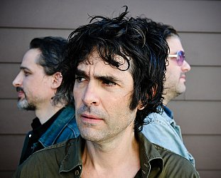JON SPENCER INTERVIEWED (2105): Another rock-blues implosion from New York