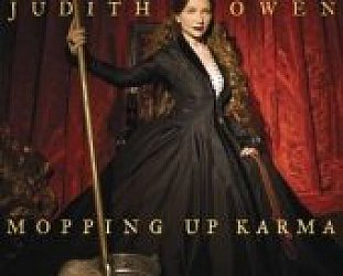 Judith Owen: Mopping Up Karma (Courgette)