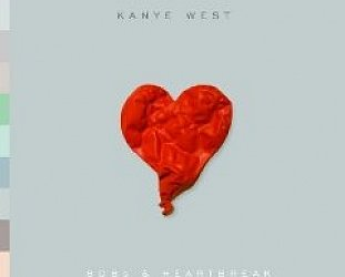 Kanye West, 808s and Heartbreak (RocAFella)