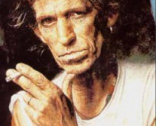 KEITH RICHARDS INTERVIEWED (2006): Stone Survivor