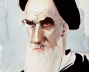 KHOMEINI'S GHOST by CON COUGHLIN (2009): The spirit of the departed
