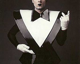 WE NEED TO TALK ABOUT . . . KLAUS NOMI: Twinkle twinkle little star . . .