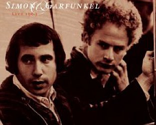 Simon and Garfunkel: Live 1969 (Sony)