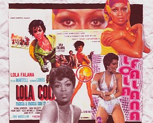 WE NEED TO TALK ABOUT . . . LOLA FALANA: Her name was Lola, she was a showgirl . . .