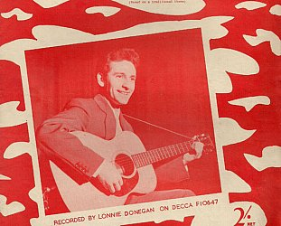 THE PRE-HISTORY OF SKIFFLE (2017): On the origin of a short-lived species