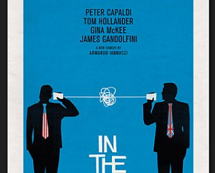 IN THE LOOP a film by ARMANDO IANUCCI (Madman DVD)
