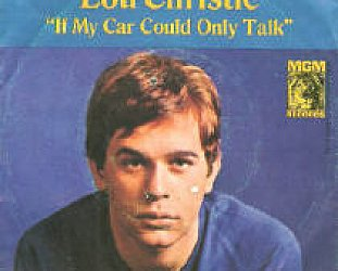 Lou Christie: If My Car Could Only Talk (1966)