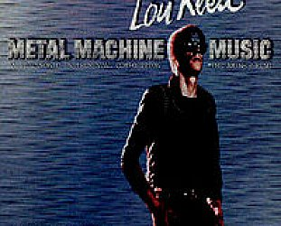Lou Reed: Metal Machine Music (1975)