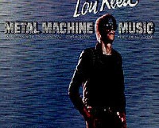 Lou Reed: Metal Machine Music (1975)