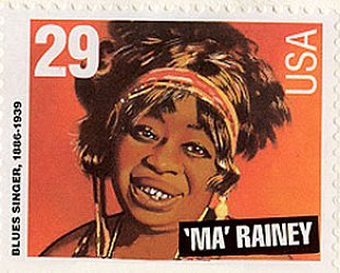 Ma Rainey: Toad Frog Blues (1924)
